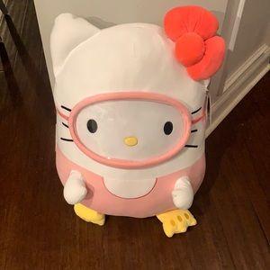 Hello kitty squishmallow NWT